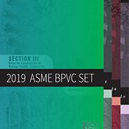 استاندارد ASME BPVC 2019 | آخرین ورژن استاندارد ASME
