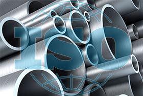 استاندارد فولاد ISO